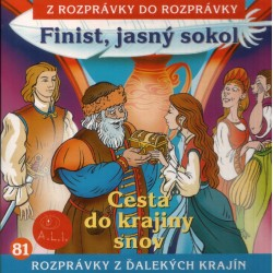 Finist, jasný sokol - CD
