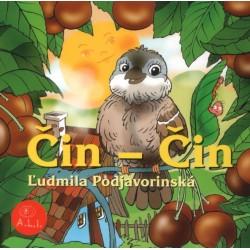 Čin - Čin - Ľ. Podjavorinská  -  CD