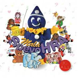 Malá spevohra/Pesničky pre deti - CD