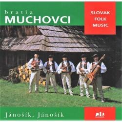 Bratia Muchovci - Jánošík, Jánošík - CD