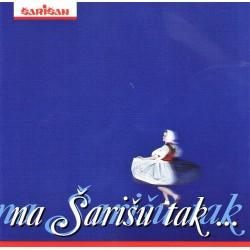 Šarišan - Na Šarišu tak - CD