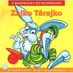 Zajko Tárajko - CD