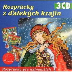 Rozprávky z ďalekých krajín - 3CD