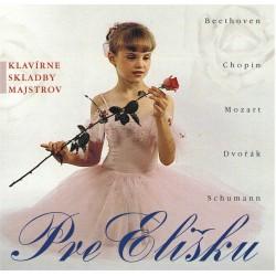 Pre Elišku - klavirne skladby majstrov - CD