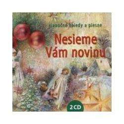 Kandráčová Monika - Nesieme Vám novinu - 2CD