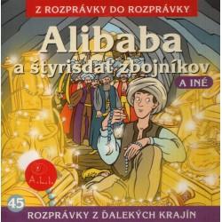Alibaba a štyridsať zbojníkov - CD