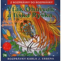Vták Ohnivák a líška Ryška, Jabloňová panna - CD