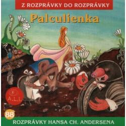 Palculienka - CD