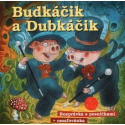 Budkáčik a Dubkáčik - J. Cíger Hronský