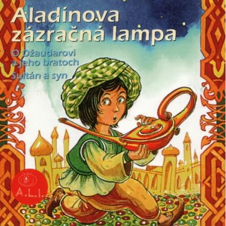Aladinová zázračná lampa a iné - CD
