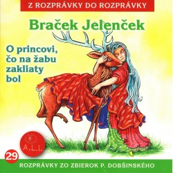 Braček Jelenček - CD