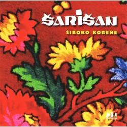 Šarišan - Široko koreňe - CD