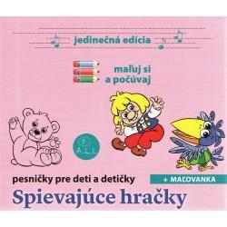 CD Spievajúce hračky