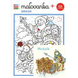 MAĽOVANKA + CD - MRÁZIK